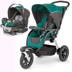 Chicco Activ3 Jogging Stroller With Keyfit 30 Infant Car Seat Travel
