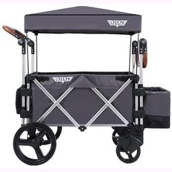Keenz Original 7 Stroller Wagon - Grey