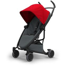 Quinny CV305ECD Zapp Flex Infant Stroller - Red on Graphite