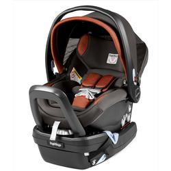 Peg Perego IMPV04US35DX53TS48 Primo Viaggio Nido Car Seat with Load Leg Base - Terracotta
