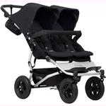 Mountain Buggy Duet V3_5 Double Buggy Stroller - Black