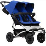 Mountain Buggy Duet V3_3 Double Buggy Stroller - Marine