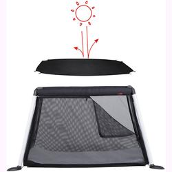 Phil & Teds Traveller Toggle-On Mesh Sun Cover - Black