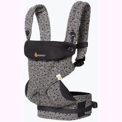 Ergo Baby BC360AKHBLK 4 Position 360 Keith Haring Carrier - Black