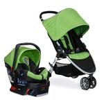 Britax S08365600 B-Agile 3 / B-Safe 35 Travel System - Meadow