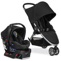 Britax S08365900 B-Agile 3 / B-Safe 35 Travel System - Black