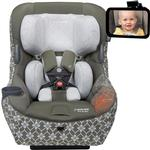 Maxi-Cosi Pria 85 Convertible Car Seat - Graphic Flower with Back Seat Mirror