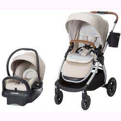Maxi-Cosi TR391EMR Adorra Stroller Mico Max 30 Infant Car Seat Travel System - Nomad Sand