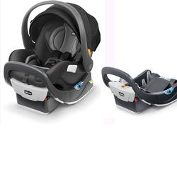 Chicco Fit2 LE Rear Facing Infant and Toddler Car Seat - Tempo with Bonus Car Seat Base - Anthracite