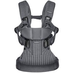 Baby Bjorn 093036US Baby Carrier One - Pinstripe/Gray