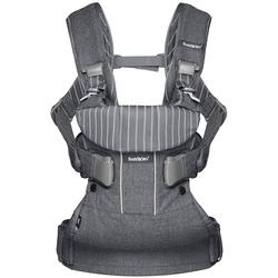 Baby Bjorn 093034US Baby Carrier One - Grey/Pinstripe