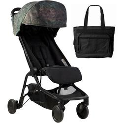 Mountain Buggy Year of the Dog Special Edition Nano 2 Travel Stroller with Diaper Bag
