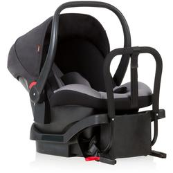 Mountain Buggy - Protect Infant Car Seat with Latch Base  - Black/Silver