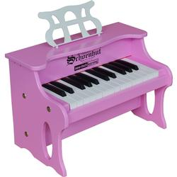 Schoenhut 2517P 25 Key Digital Table Top Toy Piano - Pink
