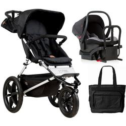 Mountain Buggy Terrain Jogging Stroller Protect Infant Car Seat Travel System