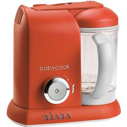 Beaba Babycook 4 in 1 Steam Cooker and Blender - Paprika