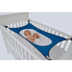Crescent Womb Infant Safety Bed - Sky