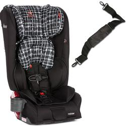 Diono Rainier Convertible Car Seat with Carry Strap - Black Plaid