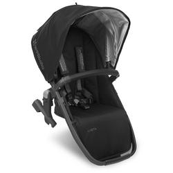 UPPAbaby 0918-RBS-US-JKE - Vista Rumbleseat - Jake (Black/Carbon/Leather)