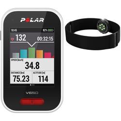 Polar 90069012 - V650 Cycling Computer with OH1 Heart Rate