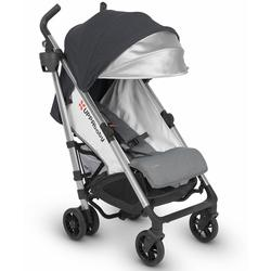 UPPAbaby 0518-GLX-US-JOR G-LUXE Stroller - Jordan (Charcoal/Silver)