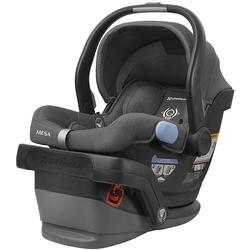 UPPAbaby 1017-MSA-US-JOR Mesa Infant Wool Version Car Seat - Jordan (Charcoal Melange)
