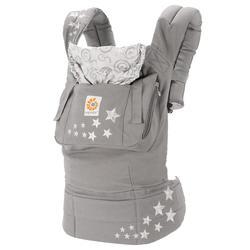 c4802aec035 Ergo Baby BCANGALAXY Original Baby Carrier - Galaxy Grey + Free ...