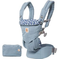 Ergo Baby Omni 360 All-in-One Ergonomic Baby Carrier - Blue Daisies