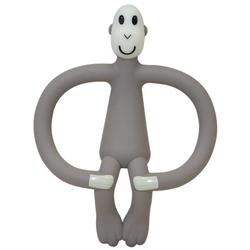 Matchstick Monkey MM-T-001 Monkey Teether Toy - Grey