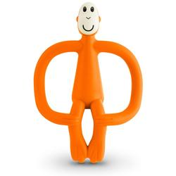 Matchstick Monkey MM-T-005 Teether Toy - Orange