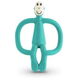 Matchstick Monkey MM-T-008 Teether Toy - Teal Green