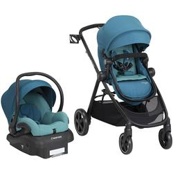 Maxi-Cosi Zelia Travel System with Mico 30 Car Seat - Emerald Tide