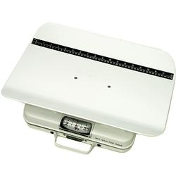Health O Meter 386S-01 Mechanical Scale, 50 x 1/4 lb