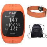 Polar M430 Wrist-Based Heart Rate GPS Running Watch with OH1 Optical Heart Rate Sensor - Orange