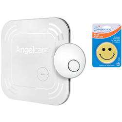 Angelcare Baby Breathing Monitor with Wireless Sensor Pad with Night Light
