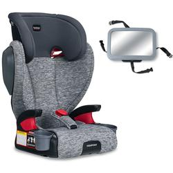 Britax Highpoint Belt-Positioning Booster Seat with Back Seat Mirror  - Asher