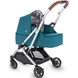 UPPAbaby 0918-MBK-US-RYN Minu From Birth Kit - Ryan (Teal/Silver/Leather