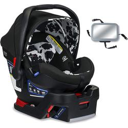 Britax B Safe Ultra Infant Car Seat With Back Mirror
