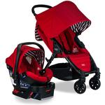 Britax S09384800 Pathway & B-Safe 35 Travel System - Cabana