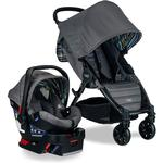 Britax S09710000 Pathway & B-Safe 35 Travel System - Crew