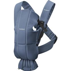 Baby Bjorn 021074US Baby Carrier Mini in Cotton - Vintage Indigo