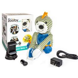 Infanttech Zooby WiFi Car & Home Baby Monitor - Diego the Dinosaur