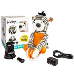 Infanttech Zooby WiFi Car & Home Baby Monitor - Zachary the Zebra