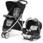 Chicco 04079747680070 Viaro Stroller Travel System - Techna