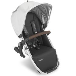 UPPAbaby 0918-RBS-US-BRY- Vista Rumbleseat - Bryce (White Marl/Silver)