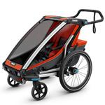 Thule 10202012 Chariot Cross 1 Multisport Trailer - RORANGE