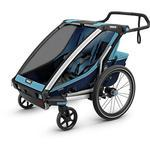 Thule 10202013 Chariot Cross 2 Multisport Trailer - BLUE
