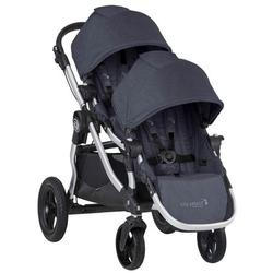 Baby Jogger City Select Stroller and Second Seat Double Kit - Jet