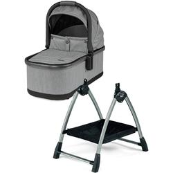 Peg Perego YPSI Bassinet - Atmosphere with Home Stand