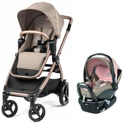 Peg Perego YPSI Infant Stroller Car Seat Travel System - Mon Amour